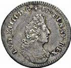 Photo numismatique  ARCHIVES VENTE 2015 -26-28 oct -Coll Jean Teitgen ATELIER ROYAL DE METZ LOUIS XIV (14 mai 1643-1er septembre 1715)  905- 1/12ème d'écu aux insignes, Metz 1702.