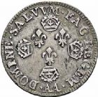Photo numismatique  ARCHIVES VENTE 2015 -26-28 oct -Coll Jean Teitgen ATELIER ROYAL DE METZ LOUIS XIV (14 mai 1643-1er septembre 1715)  908- 10 sols aux quatre couronnes, Metz 1706.