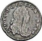 Photo numismatique  ARCHIVES VENTE 2015 -26-28 oct -Coll Jean Teitgen ATELIER ROYAL DE METZ LOUIS XV (1715-1774)  927- 20 sols de Navarre, Metz 1719.