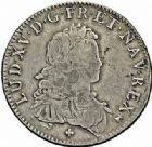Photo numismatique  ARCHIVES VENTE 2015 -26-28 oct -Coll Jean Teitgen ATELIER ROYAL DE METZ LOUIS XV (1715-1774)  929- Écu de France, Metz 1721.