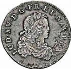 Photo numismatique  ARCHIVES VENTE 2015 -26-28 oct -Coll Jean Teitgen ATELIER ROYAL DE METZ LOUIS XV (1715-1774)  930- 1/3 d'écu de France, Metz 1722.
