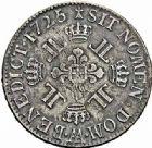 Photo numismatique  ARCHIVES VENTE 2015 -26-28 oct -Coll Jean Teitgen ATELIER ROYAL DE METZ LOUIS XV (1715-1774)  931- Écu aux huit L, Metz 1725.