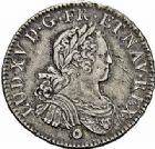 Photo numismatique  ARCHIVES VENTE 2015 -26-28 oct -Coll Jean Teitgen ATELIER ROYAL DE METZ LOUIS XV (1715-1774)  932- 1/2 écu aux huit L, Metz 1725.