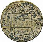 Photo numismatique  ARCHIVES VENTE 2015 -26-28 oct -Coll Jean Teitgen JETONS ET MEDAILLES MESSINS MAITRES ECHEVINS  976- Jeton de Thomas de Bérard, maître-échevin (1), 1678.