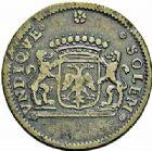 Photo numismatique  ARCHIVES VENTE 2015 -26-28 oct -Coll Jean Teitgen JETONS ET MÉDAILLES MESSINS MAITRES ECHEVINS  978- Jeton de Bernard de Pellart,1677.