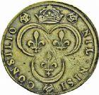 Photo numismatique  ARCHIVES VENTE 2015 -26-28 oct -Coll Jean Teitgen JETONS ET MÉDAILLES MESSINS ROIS DE FRANCE HENRI II (1547-1559) 993- Jeton, 1556.