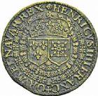 Photo numismatique  ARCHIVES VENTE 2015 -26-28 oct -Coll Jean Teitgen JETONS ET MÉDAILLES MESSINS ROIS DE FRANCE HENRI IV (1589-1610). 996- Jeton, 1610.