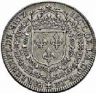 Photo numismatique  ARCHIVES VENTE 2015 -26-28 oct -Coll Jean Teitgen JETONS ET MEDAILLES MESSINS ROIS DE FRANCE LOUIS XIII (1610-1643) 997- Jeton d'argent du Parlement, 1641.
