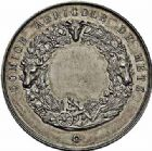 Photo numismatique  ARCHIVES VENTE 2015 -26-28 oct -Coll Jean Teitgen JETONS ET MEDAILLES MESSINS MEDAILLES NAPOLÉON III (1852-1870) 1011- Comice agricole de Metz.