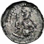 Photo numismatique  ARCHIVES VENTE 2015 -26-28 oct -Coll Jean Teitgen DUCHE DE LORRAINE BERTHE de Souabe (1176-1195)  1043- Denier, Nancy.