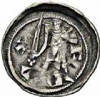 Photo numismatique  ARCHIVES VENTE 2015 -26-28 oct -Coll Jean Teitgen DUCHÉ DE LORRAINE FERRI III (1251-1303)  1056- Denier, Nancy.