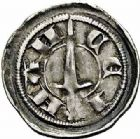 Photo numismatique  ARCHIVES VENTE 2015 -26-28 oct -Coll Jean Teitgen DUCHE DE LORRAINE FERRI III (1251-1303)  1056- Denier, Nancy.
