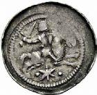 Photo numismatique  ARCHIVES VENTE 2015 -26-28 oct -Coll Jean Teitgen DUCHE DE LORRAINE THIBAUT de Lorraine, Sire de Rumigny (1281-1303)  1060- Denier, Neufchâteau.