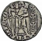 Photo numismatique  ARCHIVES VENTE 2015 -26-28 oct -Coll Jean Teitgen DUCHE DE LORRAINE FERRI IV (1312-1329)  1064- Quart de gros ou Spadin, Nancy.