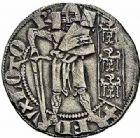 Photo numismatique  ARCHIVES VENTE 2015 -26-28 oct -Coll Jean Teitgen DUCHÉ DE LORRAINE FERRI IV (1312-1329)  1064- Quart de gros ou Spadin, Nancy.
