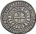 Photo numismatique  ARCHIVES VENTE 2015 -26-28 oct -Coll Jean Teitgen DUCHE DE LORRAINE FERRI IV (1312-1329)  1065- Gros tournois.