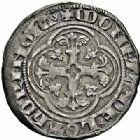 Photo numismatique  ARCHIVES VENTE 2015 -26-28 oct -Coll Jean Teitgen DUCHÉ DE LORRAINE RAOUL (1329-1346)  1068- Demi gros.