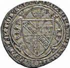 Photo numismatique  ARCHIVES VENTE 2015 -26-28 oct -Coll Jean Teitgen DUCHÉ DE LORRAINE MARIE de Blois, régente (1346-1360)  1069- Plaque, Nancy.