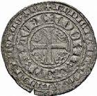 Photo numismatique  ARCHIVES VENTE 2015 -26-28 oct -Coll Jean Teitgen DUCHÉ DE LORRAINE JEAN Ier (1346-1390)  1070- Plaque, Nancy.