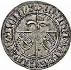 Photo numismatique  ARCHIVES VENTE 2015 -26-28 oct -Coll Jean Teitgen DUCHE DE LORRAINE JEAN Ier (1346-1390)  1072- Gros au heaume, Nancy.