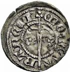 Photo numismatique  ARCHIVES VENTE 2015 -26-28 oct -Coll Jean Teitgen DUCHE DE LORRAINE JEAN Ier (1346-1390)  1075- Denier, Nancy.