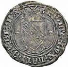 Photo numismatique  ARCHIVES VENTE 2015 -26-28 oct -Coll Jean Teitgen DUCHE DE LORRAINE CHARLES II (1390-1431)  1079- Gros, Sierck.