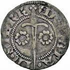 Photo numismatique  ARCHIVES VENTE 2015 -26-28 oct -Coll Jean Teitgen DUCHÉ DE LORRAINE CHARLES II (1390-1431)  1080- Double denier, Sierck.