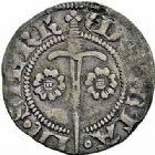 Photo numismatique  ARCHIVES VENTE 2015 -26-28 oct -Coll Jean Teitgen DUCHE DE LORRAINE CHARLES II (1390-1431)  1080- Double denier, Sierck.
