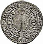Photo numismatique  ARCHIVES VENTE 2015 -26-28 oct -Coll Jean Teitgen DUCHE DE LORRAINE CHARLES II (1390-1431)  1081- Gros, Sierck.