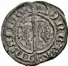 Photo numismatique  ARCHIVES VENTE 2015 -26-28 oct -Coll Jean Teitgen DUCHE DE LORRAINE CHARLES II (1390-1431)  1082- Double denier, Sierck.