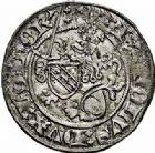 Photo numismatique  ARCHIVES VENTE 2015 -26-28 oct -Coll Jean Teitgen DUCHE DE LORRAINE CHARLES II (1390-1431)  1083- Gros au lion, Sierck.