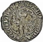 Photo numismatique  ARCHIVES VENTE 2015 -26-28 oct -Coll Jean Teitgen DUCHÉ DE LORRAINE CHARLES II (1390-1431)  1084- Gros, Nancy.