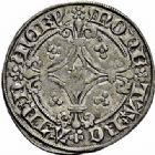 Photo numismatique  ARCHIVES VENTE 2015 -26-28 oct -Coll Jean Teitgen DUCHE DE LORRAINE CHARLES II (1390-1431)  1085- Gros au cavalier, Nancy.