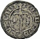 Photo numismatique  ARCHIVES VENTE 2015 -26-28 oct -Coll Jean Teitgen DUCHÉ DE LORRAINE CHARLES II (1390-1431)  1087- Denier, Nancy.