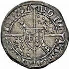 Photo numismatique  ARCHIVES VENTE 2015 -26-28 oct -Coll Jean Teitgen DUCHE DE LORRAINE CHARLES II, maimbourg de René du Barrois (1420-1424)  1091- Gros, Saint-Mihiel.