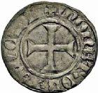 Photo numismatique  ARCHIVES VENTE 2015 -26-28 oct -Coll Jean Teitgen DUCHÉ DE LORRAINE RENE Ier d'Anjou (1431-1453)  1094- Denier, Nancy.