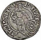 Photo numismatique  ARCHIVES VENTE 2015 -26-28 oct -Coll Jean Teitgen DUCHÉ DE LORRAINE RENE Ier d'Anjou (1431-1453)  1097- Gros, Saint-Mihiel.