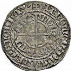Photo numismatique  ARCHIVES VENTE 2015 -26-28 oct -Coll Jean Teitgen DUCHÉ DE LORRAINE RENE Ier d'Anjou (1431-1453)  1098- Gros, Saint-Mihiel.