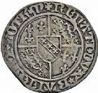 Photo numismatique  ARCHIVES VENTE 2015 -26-28 oct -Coll Jean Teitgen DUCHÉ DE LORRAINE RENE Ier d'Anjou (1431-1453)  1100- Gros, Saint-Mihiel.