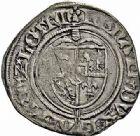 Photo numismatique  ARCHIVES VENTE 2015 -26-28 oct -Coll Jean Teitgen DUCHÉ DE LORRAINE RENE Ier d'Anjou (1431-1453)  1101- Gros, Saint-Mihiel.