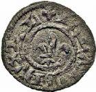 Photo numismatique  ARCHIVES VENTE 2015 -26-28 oct -Coll Jean Teitgen DUCHÉ DE LORRAINE JEAN II d'Anjou (1453-1470)  1103- Denier, Nancy.