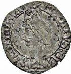 Photo numismatique  ARCHIVES VENTE 2015 -26-28 oct -Coll Jean Teitgen DUCHÉ DE LORRAINE RENE II de Vaudémont, duc  de Bar (1473-1508)  1104- Gros, atelier indéterminé.