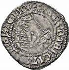 Photo numismatique  ARCHIVES VENTE 2015 -26-28 oct -Coll Jean Teitgen DUCHÉ DE LORRAINE RENE II de Vaudémont, duc  de Bar (1473-1508)  1108- Gros.