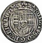 Photo numismatique  ARCHIVES VENTE 2015 -26-28 oct -Coll Jean Teitgen DUCHÉ DE LORRAINE RENE II de Vaudémont, duc  de Bar (1473-1508)  1109- Gros.