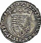 Photo numismatique  ARCHIVES VENTE 2015 -26-28 oct -Coll Jean Teitgen DUCHÉ DE LORRAINE RENE II de Vaudémont, duc  de Bar (1473-1508)  1110- Gros.