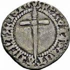 Photo numismatique  ARCHIVES VENTE 2015 -26-28 oct -Coll Jean Teitgen DUCHÉ DE LORRAINE RENE II de Vaudémont, duc  de Bar (1473-1508)  1111- Demi-gros, Nancy.