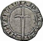 Photo numismatique  ARCHIVES VENTE 2015 -26-28 oct -Coll Jean Teitgen DUCHÉ DE LORRAINE RENE II de Vaudémont, duc  de Bar (1473-1508)  1112- Demi-gros, Nancy.