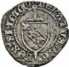 Photo numismatique  ARCHIVES VENTE 2015 -26-28 oct -Coll Jean Teitgen DUCHÉ DE LORRAINE RENE II de Vaudémont, duc  de Bar (1473-1508)  1113- Blanc, Nancy.