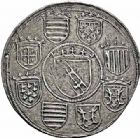 Photo numismatique  ARCHIVES VENTE 2015 -26-28 oct -Coll Jean Teitgen DUCHÉ DE LORRAINE ANTOINE, duc de Calabre (1508-1544)  1115- Grand écu.