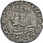 Photo numismatique  ARCHIVES VENTE 2015 -26-28 oct -Coll Jean Teitgen DUCHÉ DE LORRAINE ANTOINE, duc de Calabre (1508-1544)  1117- Teston, Nancy 1536.